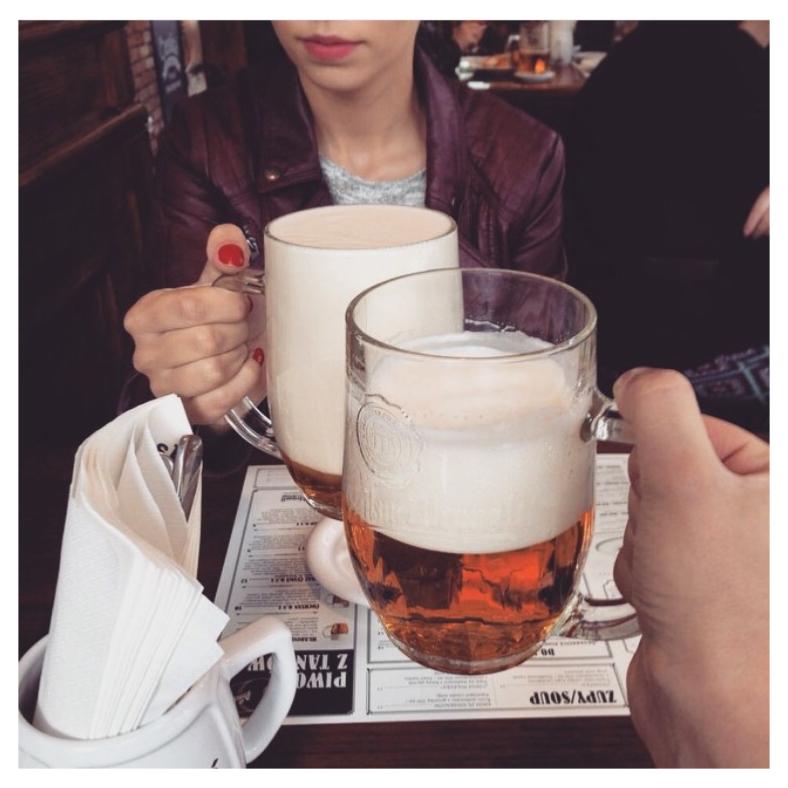 It's not beer, it's not milk. It's mlíko!
