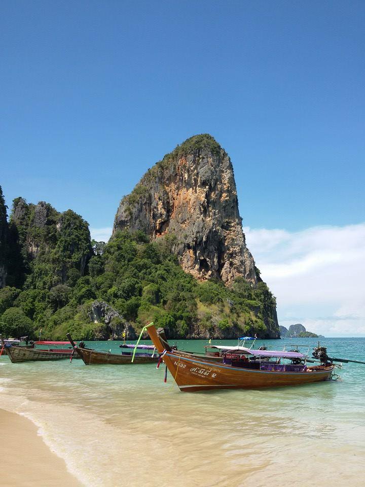 It's not Phuket. It's Krabi.