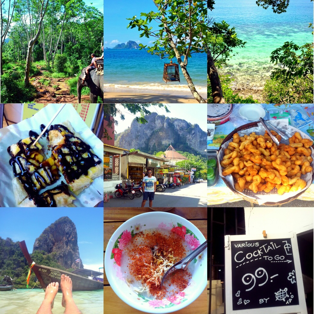 Wandering Krabi with no hassle